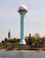 Радиопрозрачное укрытие антенны