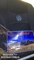Чехлы на Volkswagen Golf 4 с 1997 2003 г NIKA