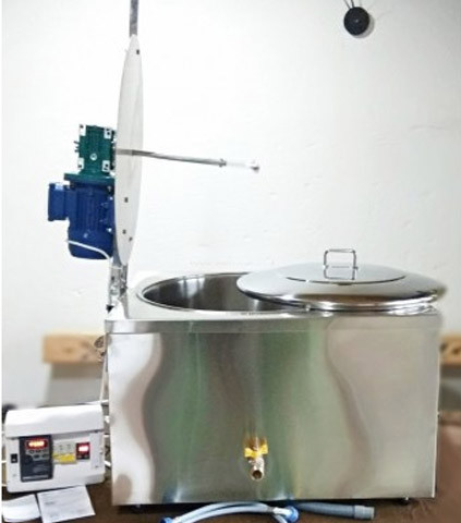 Сыроварня с водяной рубашкой С55 на 55 литров