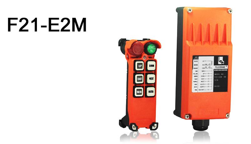 TELECRANE модель F21-E2M Промышленное радиоуправления - Малое предприятие Ремикс в Белой Церкви
