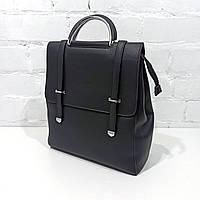 Вместительный женский сумка-рюкзак кожзам Арт.HS349 Eteral Smile (Китай)
