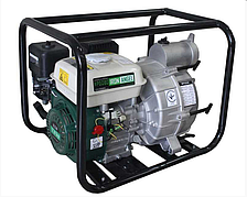 Бензиновая мотопомпа для грязной воды Iron Angel WPGD90 (75 куб. м/час)
