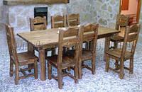 Деревянная мебель для кафе бара ресторана дуб