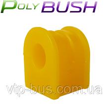 Втулка стабилизатора переднего (полиуретан) Renault Trafic / Opel Vivaro (2001-2014) PolyBush (Украина) 010015