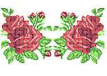 Схема для вышивки на водорастворимом флизелине ВРФ 23, фото 2