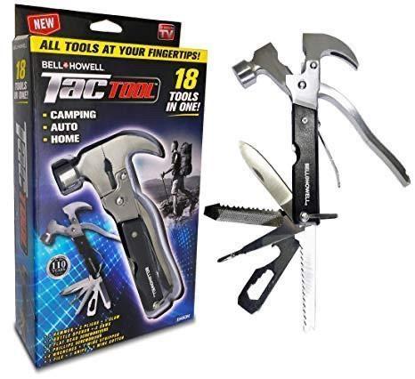 Набор Tac Tool 18 in 1 компактный инструмент с Чехлом