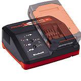 Зарядний пристрій і акумулятор Einhell 18V 3,0 Ач Starter Kit Power-X-Change (4512041), фото 3