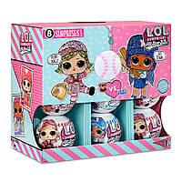 """Игровой набор с куклой L.O.L. Surprise! серии All-Star B.B.s"""" - Спортивная команда кукла лол, фото 1"""