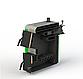 Твердотопливный бытовой котел Kotlant КО-12,5 кВт с механическим регулятором тяги, фото 3