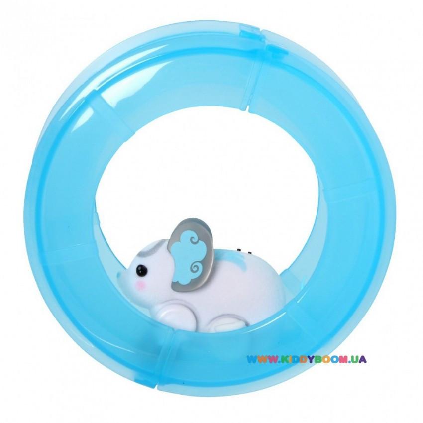 Интерактивная мышка «Чудесные крылья» Little Live Pets в колесе Moose 28193