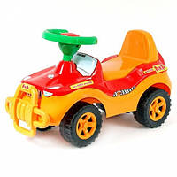 Машинка-каталка Джипик 105