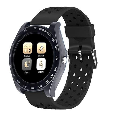 Умные часы Smart Watch Ukc Z1 Чёрный