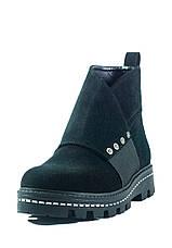 Ботинки демисезон женские CRISMA 2920-1 черные (36), фото 3