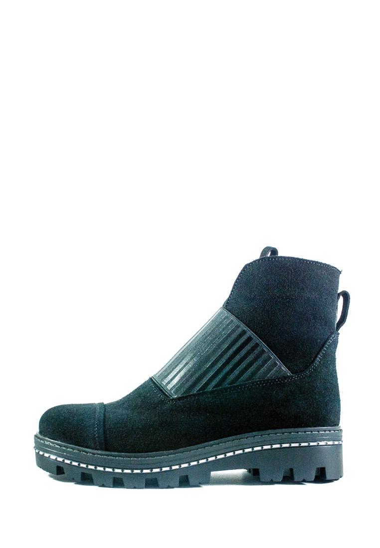 Ботинки демисезон женские CRISMA 2904B-Lisabon чз черные (36)