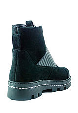 Ботинки демисезон женские CRISMA 2904B-Lisabon чз черные (36), фото 2