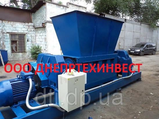 Дробилка для полимеров шредер промышленный - ООО Днепртехинвест в Днепре