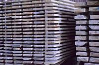 Доска обрезная 25 х 150 мм сосна