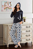 Женский домашний костюм, пижама
