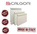 Биметаллический радиатор Calgoni Brava 500-80