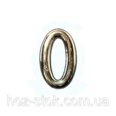 Номерок для дверей 0 (10 шт)