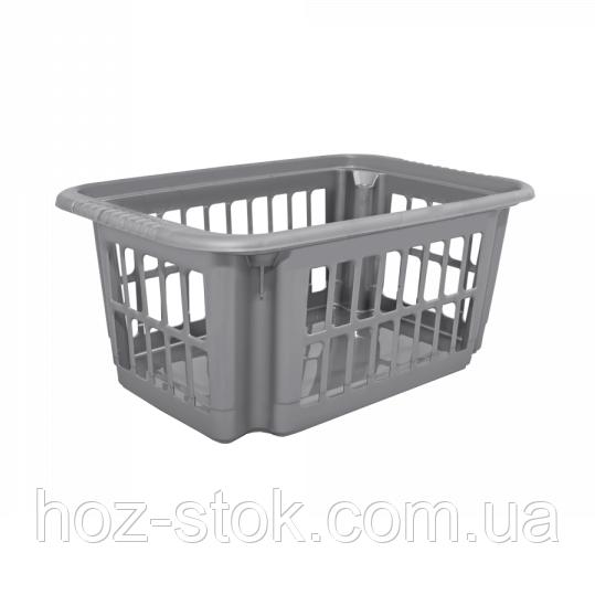 Кошик Алеана 18 л (сірий) (122059)