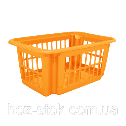 Кошик Алеана 18 л (світло-оранжева) (122059)