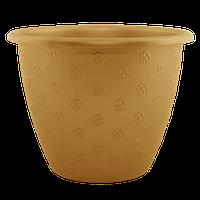 Вазон Верона Алеана 13х10 см, 0.7 л (кольори в асортименті)