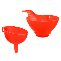 Воронка середня (червоний)