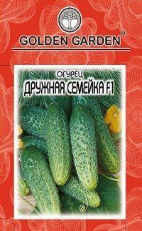 Проф Огірок Дружна сімейка F1 12 шт (304000)