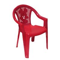 Крісло дитяче Консенсус № 2, червоний