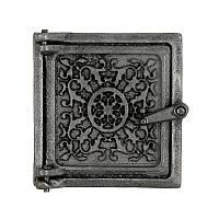 Дверцята чавунні прочисні Татарські №2 (130х135, 155х150) 1,8 кг