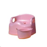 Горщик дитячий Консенсус SL рожевий
