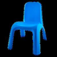 Стілець дитячий Алеана, блакитний