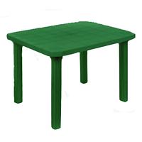 Стіл прямокутний Консенсус 800х1000х710 мм, зелений