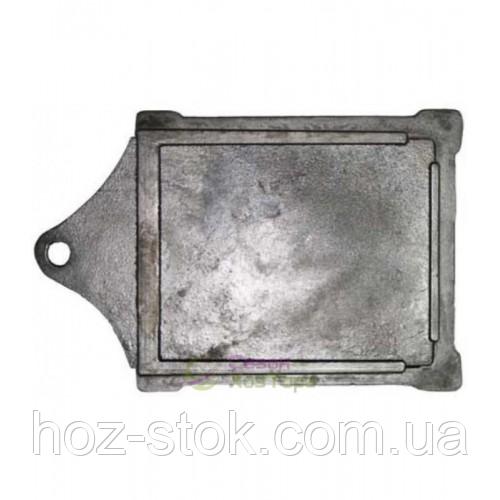 Засувка алюмінієва Тернопіль велика 260х380 мм