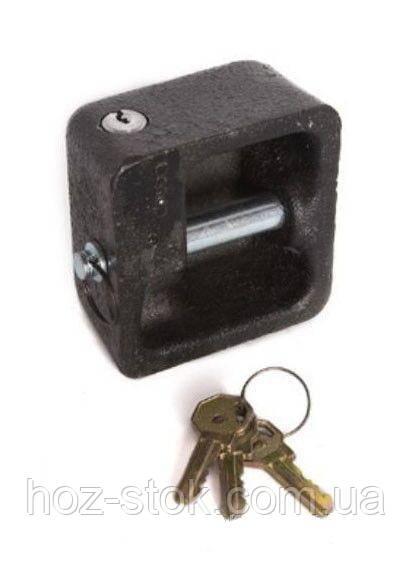 Замок навісний ВС 2 краб 5 ключів