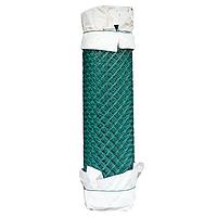 Сітка рабиця з ПВХ покриттям 35х35х2.5 мм, 1.2х10 м зелена