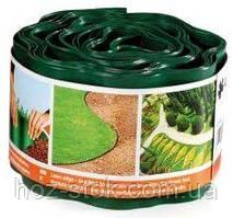 Газонний бордюр Cellfast темно-зелений (15 см, 9 м) (30-022)
