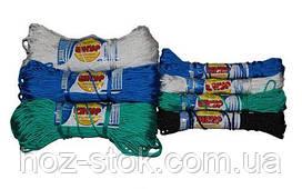 Мотузка комбінована побутова плетена м'яка, 2.8 мм, 25 м (Д 27)