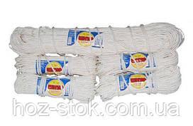 Мотузки поліамідні Білизна плетена м'яка 4.1 мм, 25 м (Д 40)