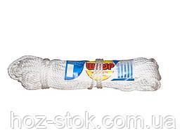 Мотузка поліпропіленова кручена мультифіламентна 25 м (22)
