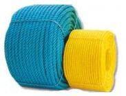 Мотузка для білизни поліпропіленова (кольорова) Birlik, 6 мм, 200 м (993)