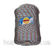Шнур поліпропіленовий побутовий плетінь м'яка який 10.2 мм, 100 м (Д 109)
