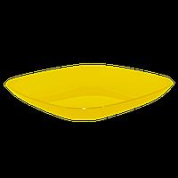 Тарілка 190х190х28 Алеана 0.5 л (кольори в асортименті) (167062)
