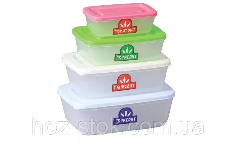 Контейнер для харчових продуктів 2 л (GR-03042)