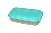 Набір контейнерів для харчових продуктів (0.5 л; 0.9 л; 1.9 л) овальний