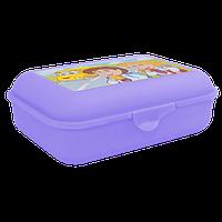 Бутербродница Алеана (Ланч, фіолетовий-прозорий) (167400)