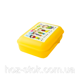 Бутербродница Смайл, (темно-жовтий) (167400)