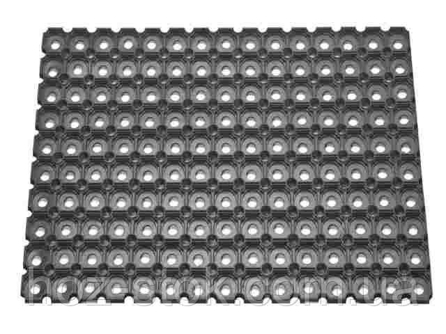 Килимок придверний (сота 1.5 см) 40х60 см (К-24м)