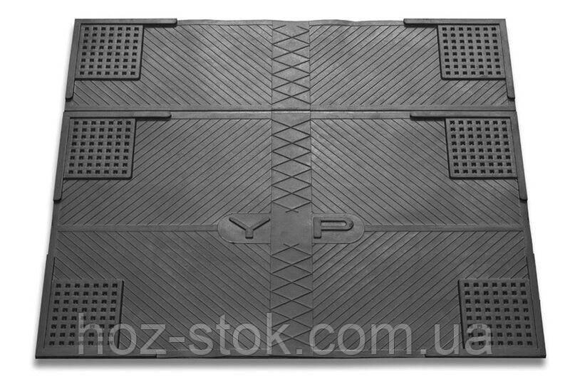 Килимок противібраційний 55х62 см (К-15)